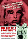 CRY OF A PROSTITUTE (1974) Barbara Bouchet with Henry Silva