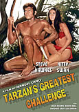 371 TARZAN'S GREATEST CHALLENGE (1969) Steve Hawkes + Kitty Swan