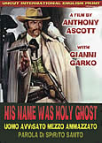 HIS NAME WAS HOLY GHOST (1970) Gianni Garko Western
