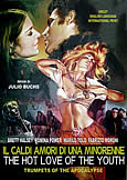 HOT LOVE OF THE YOUTH (1969) Romina Power in Psychedelic Giallo