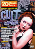 CULT CLASSICS (20 Legendary Movies in a 4 DVD Package)
