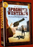 Best of SPAGHETTI WESTERNS (20 movies) Ultra-Rare