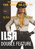 ILSA DOUBLE FEATURE: She Wolf Of SS + Wicked Warden
