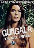 GUNGALA: THE NUDE PANTHER (1968) Ruggero Deodato rarity