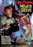 "WOLFMAN NEVER SLEEPS (1971) Paul Naschy ""Adult\"" Version"