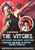 WITCHES (Streghe) (1966) Lost Clint Eastwood film!