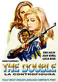 (864) THE DOUBLE (1971) Ewa Aulin & Jean Sorel Thriller Uncut!