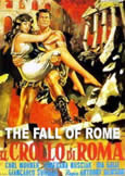 FALL OF ROME (1963) directed by Antonio Margheriti!