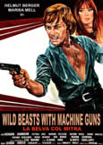 WILD BEASTS WITH MACHINE GUNS (1977) Sergio Grieco crime noir