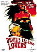 DEVIL\'S ISLAND LOVERS (1974) Jess Franco