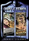 CEMETERY OF TERROR and GRAVE ROBBERS (Mex Double Feature)