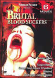BARELY LEGAL LESBIAN VAMPIRES plus 5 Rare Vampire Movies)