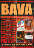 BAVA 2! (Mario Bava Collection 2) 8 Film Boxed Set