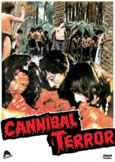 CANNIBAL TERROR (1980) unrated Euro film