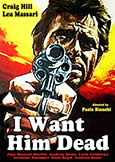 272 I WANT HIM DEAD (1968) Craig Hill Spaghetti Western