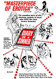 199 DIARY OF A SINNER (1974) Ed Hunt's Decadent (X) Tale