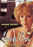 159 LOVER BOY (1975) Mimsy Farmer coming-of-age film