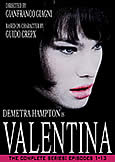 238 VALENTINA [Complete Series] (1988-89) 13 episodes!  English!