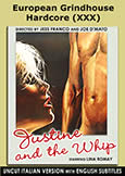 197 JUSTINE AND THE WHIP (1975) Joe D'Amato & Jess Franco XXX!
