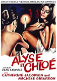 186 ALYSE AND CHLOE (1970) Psychedelic Lesbian Scorcher