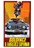 GOLDFACE: THE FANTASTIC SUPERMAN (1969) Bitto Albertini