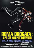 185 DRUGS IN ROME: POLICE ARE POWERLESS (1975) Bud Cort rarity