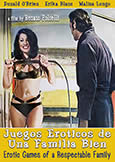 182 EROTIC GAMES OF A RESPECTABLE FAMILY (1975) Renato Polselli!