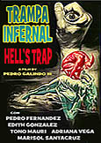 167 HELL TRAP [Trampa Infernal] (1990) Mexican Slasher