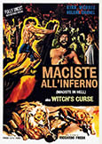 128 MACISTE IN HELL (Witch's Curse) (1963) Riccardo Freda uncut!