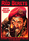 117 RED BERETS (1970) from director of \'Skin Em Alive\'