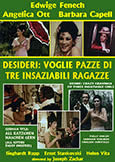 101 DESIRES Cravings of 3 Insatiable Girls (\'69) Edwige Fenech
