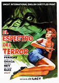 115 SPECTRE OF TERROR (1972) Joe Lacy's tale of Sexual Madness