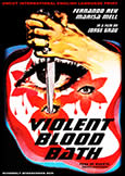 044 VIOLENT BLOOD BATH (1973) Jorge Grau + Marisa Mell