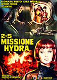 (986) MISSIONE HYDRA 2+5 (1967) Female Space Aliens