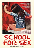 012 SCHOOL FOR SEX (1969) Peter Walker rarity!