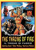 031 THRONE OF FIRE (1983) Sabrina Siani