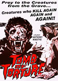 066 TOMB OF TORTURE (1965) Uncut English Print!