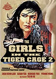 Girls in the Tiger Cage 2 (1990) Mega Rare Sequel