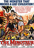 (955) MINOTAUR Wild Beast of Crete (1960) Peplum Monster