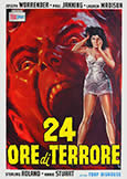 017 TWENTY FOUR HOURS OF TERROR (1965) Mega Rare Giallo