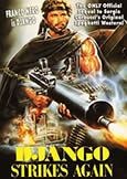 013 DJANGO STRIKES AGAIN (1987) The Only Official Sequel!