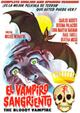 (953) BLOODY VAMPIRE (1963) English & Spanish Versions