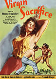 (945) VIRGIN SACRIFICE (1958) Fully Uncut w/Nudity
