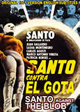 (939) SANTO AGAINST THE BLOB (1971) original uncut print