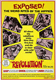 (941) REVOLUTION (1968) the Rites of the Hippies