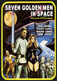 (944) SEVEN GOLD MEN IN SPACE (1979) Alfonso Brescia