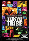 Tokyo Tribe (2014) Sion Sono's Battle Rap Musical!