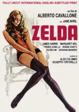 (853) ZELDA (1974) erotic insanity from Alberto Cavallone