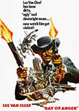 (851) DAY OF ANGER (1967) Fully Uncut!  Lee Van Cleef