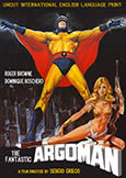 (835) FANTASTIC ARGOMAN (1967) Batman meets James Bond!